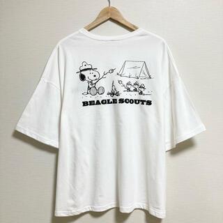 SNOOPY - 新品・タグ付き◎シンプルスヌーピー Tシャツ♪