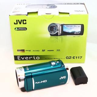 Victor - JVC GZ-E117 エブリオ グリーン