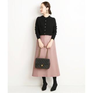 IENA - VERMEIL par iena カルゼハンドステッチスカート $¥25,300