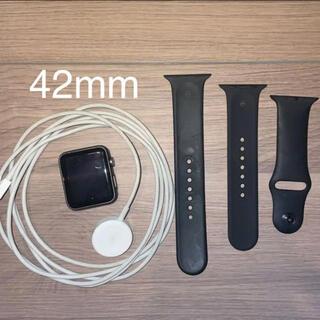 Apple Watch - Apple Watch第一世代sport 42mm