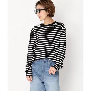 DEUXIEME CLASSE - ドゥーズィエムクラス 追加 COCO Stripe Tシャツ No5