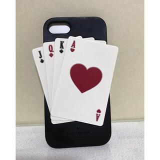 ケイトスペードニューヨーク(kate spade new york)のケイトスペード iphone7カバー(iPhoneケース)