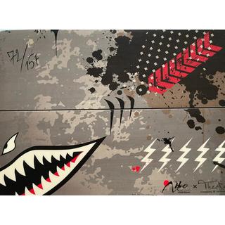 BALLISTICS - h&o シェルコン サメ 天板 ウィングトップ 25