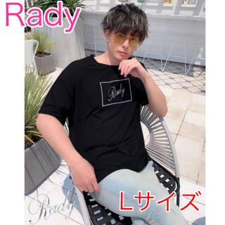レディー(Rady)のRady ボックスRadyメンズTシャツ 半袖♡(Tシャツ/カットソー(半袖/袖なし))