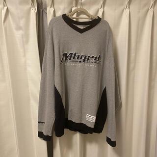 mahagrid/マハグリッド スポーツチーム スウェットシャツ