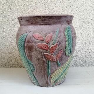 イングリッシュガーデン 大型植木鉢 テラコッタ 素焼き ガーデニング インテリア(プランター)