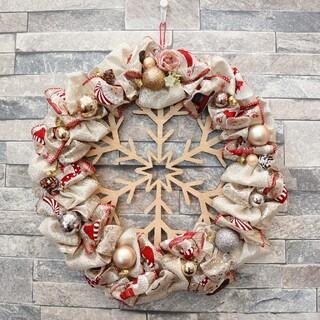 早割引き 直径30cmリース クリスマスリース リース(リース)