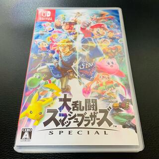 Nintendo Switch - 大乱闘スマッシュブラザーズ Special Switch用ソフト