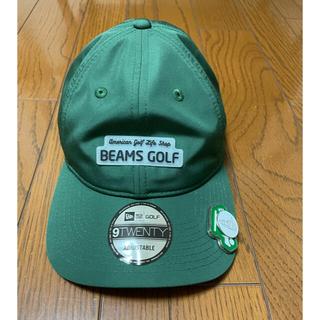 BEAMS - beams golf レインキャップ