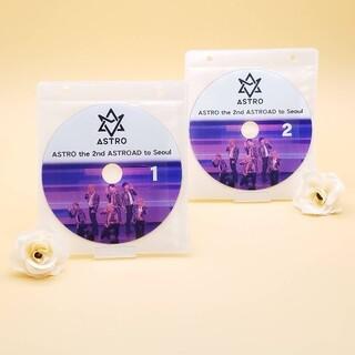 大人気💛新作💜ASTRO the 2nd ASTROAD DVD2枚組セット