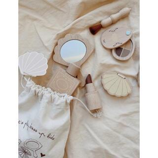 コドモビームス(こども ビームス)のコンゲススロイド BEAUTY SET ビューティーセット メイクセット(知育玩具)