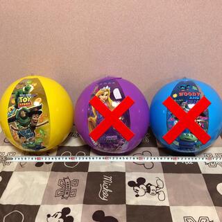 Disney - (黄)ディズニー トイ・ストーリー ミニビーチボール 301円セール