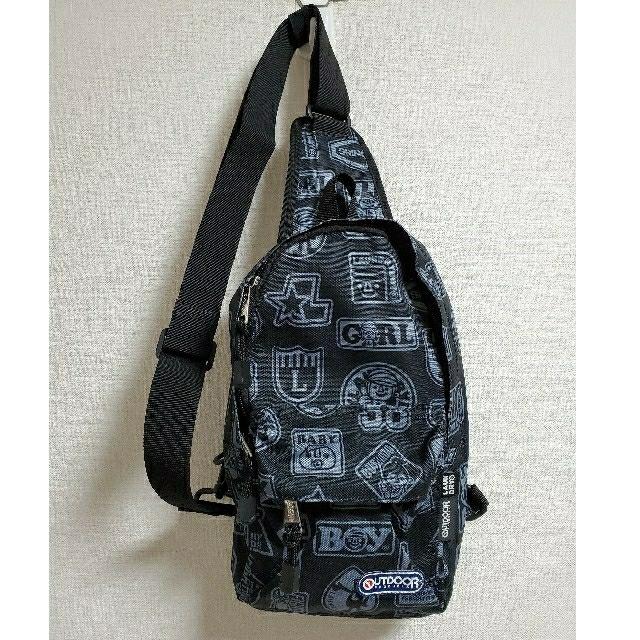 LAUNDRY(ランドリー)のLAUNDRY ショルダーバッグ 黒 メンズのバッグ(ショルダーバッグ)の商品写真