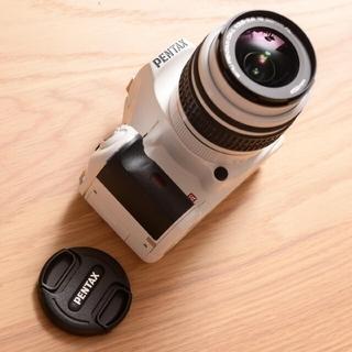PENTAX - 作例付 PENTAX K-x デジタル 一眼レフ カメラ レンズ 18-55mm