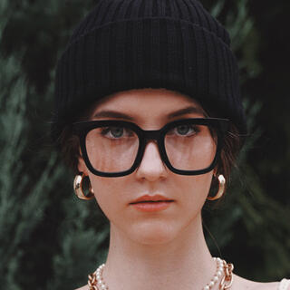 ACLENT Wide frame eye wear