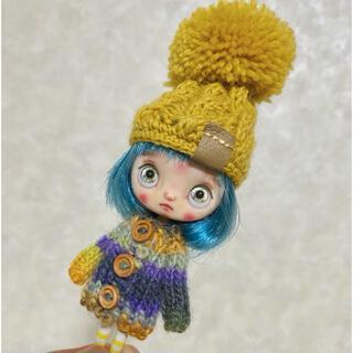 タカラトミー(Takara Tomy)のカスタムドルチェナ ドルチェナ プチブライス サイズ(人形)