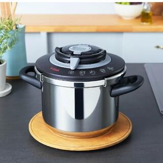 ティファール(T-fal)のティファール エクスペリエンス+ 圧力鍋 6L(調理機器)