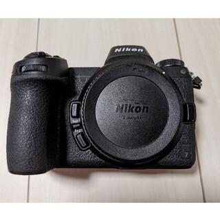 Nikon - Nikon Z7 本体【RAW動画対応アップデート済み】