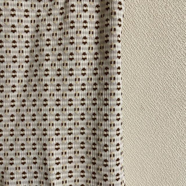 Lochie(ロキエ)の70s usa vintage polyester pants レディースのパンツ(カジュアルパンツ)の商品写真