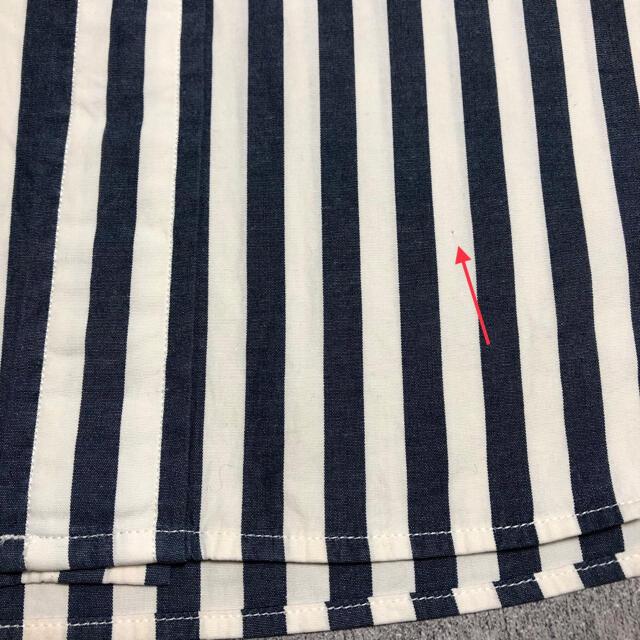 Ralph Lauren(ラルフローレン)の【やんやん様専用】ラルフローレン☆刺繍ロゴボールドロンドンストライプシャツ メンズのトップス(シャツ)の商品写真