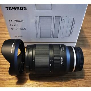 TAMRON - 美品 TAMRON 17-28mm F2.8 Di III RXD A046