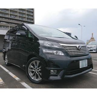 トヨタ - 全コミ価格 ヴェルファイア2.4z