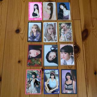 TWICE MOMO モモ トレカ feelspecial MORE&MORE(K-POP/アジア)