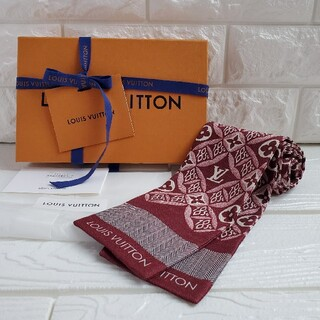 LOUIS VUITTON - ルイヴィトン バンドー・SINCE 1854 スカーフ シルク 完売品 未使用