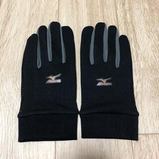 ミズノ(MIZUNO)のミズノプロ トレーニング手袋 / ブラック / Lサイズ / タッチパネル(その他)