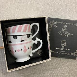 アフタヌーンティー(AfternoonTea)の新品未使用 afternoon tea アリスマグカップ(グラス/カップ)