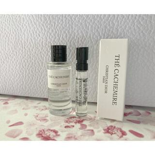 Dior - 【新品】Dior メゾンクリスチャンディオール テカシミア7.5ml&スプレー