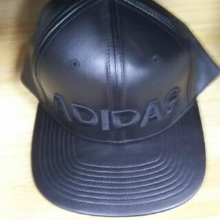 adidas - ADIDAS キャップ 合皮