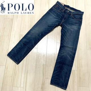 ポロラルフローレン(POLO RALPH LAUREN)の【used】POLO RALPH LAUREN slim Denim pants(デニム/ジーンズ)