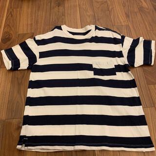 ギャップ(GAP)のGAP ボーダーTシャツ(Tシャツ/カットソー(半袖/袖なし))