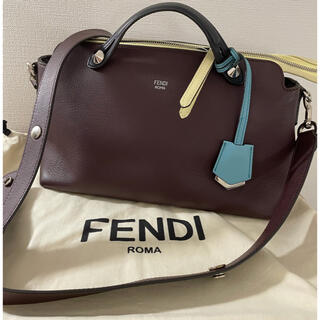 FENDI - 正規品 FENDI フェンディ バイザウェイ ミディアム