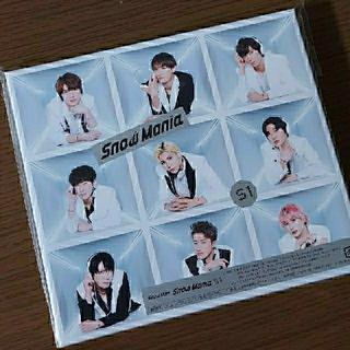Johnny's - Snow Mania S1(初回盤B/DVD付)シリアル付き