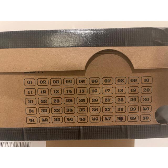 NIKE(ナイキ)のOFF WHITE NIKE DUNK LOW Lot 48 ナイキ 27  メンズの靴/シューズ(スニーカー)の商品写真