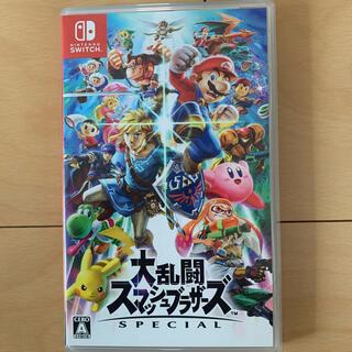 Nintendo Switch - スマブラ、大乱闘スマッシュブラザーズ