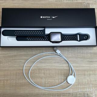 Apple Watch - Apple Watch Nike Series 3 (GPSモデル) 42mm