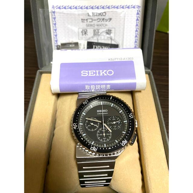 SEIKO(セイコー)のセイコー × ジウジアーロ・デザイン 発売30周年記念限定モデル SCED001 メンズの時計(腕時計(アナログ))の商品写真