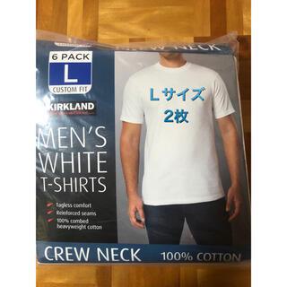 コストコ(コストコ)のコストコ カークランド クルーネックシャツ(Tシャツ/カットソー(半袖/袖なし))