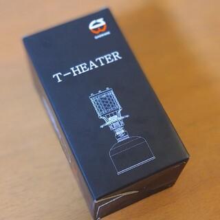 新品 GW T-HEATER GASWARE ソロストーブ ガスヒーター
