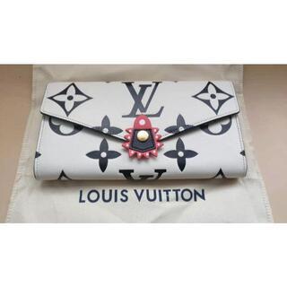 LOUIS VUITTON - ルイヴィトン 長財布 ポルトフォイユ サラ