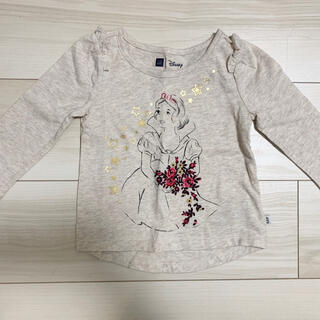 ベビーギャップ(babyGAP)の【新品】babygap ロングTシャツ 80(Tシャツ)