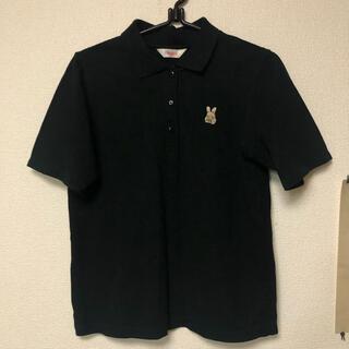 ピンクハウス(PINK HOUSE)のPINKHOUSE うさぎポロシャツ(Tシャツ(半袖/袖なし))