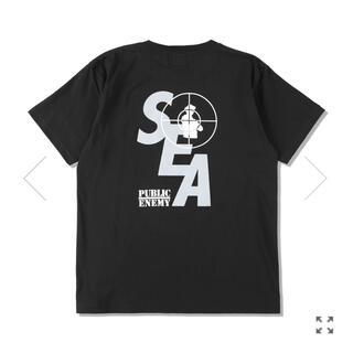 シー(SEA)のPUBLIC ENEMY×WDS SEA Tシャツ ウィンダンシー(Tシャツ/カットソー(半袖/袖なし))