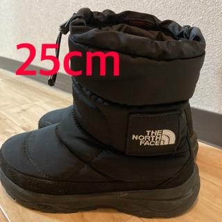 ザノースフェイス(THE NORTH FACE)のノースフェイス ヌプシ ブーツ 25cm 24.5cm 24cm(ブーツ)