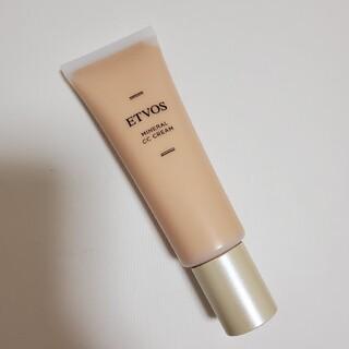 エトヴォス(ETVOS)のETVOS ミネラルCCクリーム(CCクリーム)