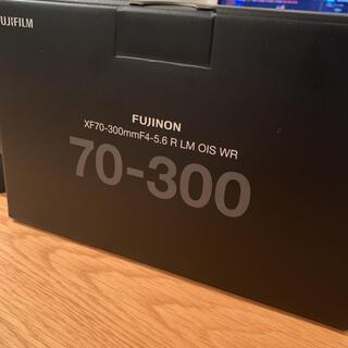 富士フイルム - ほぼ新品 XF70-300mmF4-5.6 R LM OIS WR
