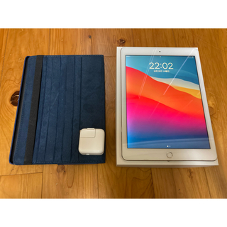Apple - iPad Air2  Wi-Fiセルラーモデル 64GB シルバー (ドコモ版)